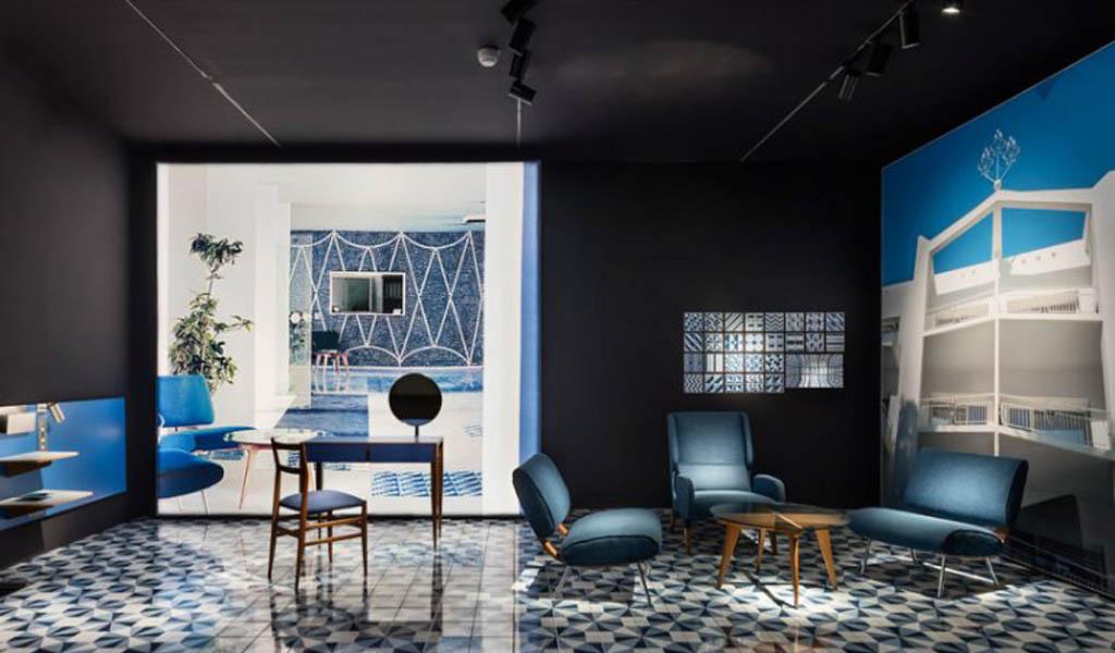 El maestro del diseño italiano Gio Ponti celebrado retrospectiva en París