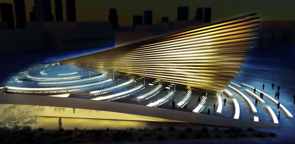 Expo 2020: Es Devlin, primera mujer en diseñar el pabellón del Reino Unido en 168 años de historia