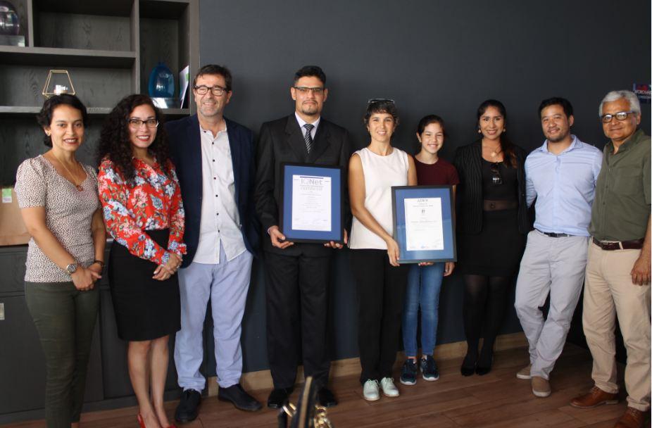 Poggione + Biondi Arquitectos obtiene certificación ISO 9000/15