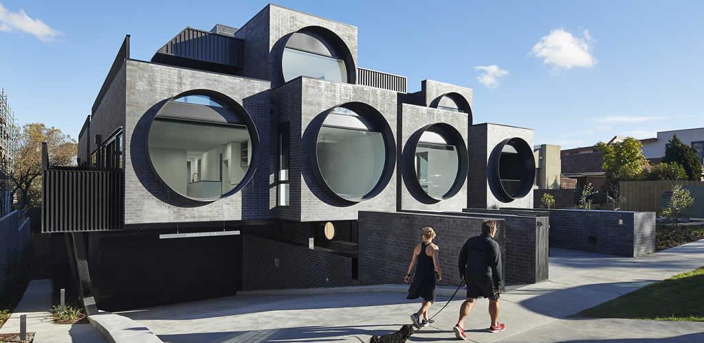 Departamentos Cirqua / BKK Architects