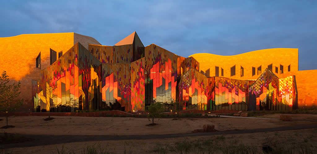 Museo en Prairiefire / Verner Johnson