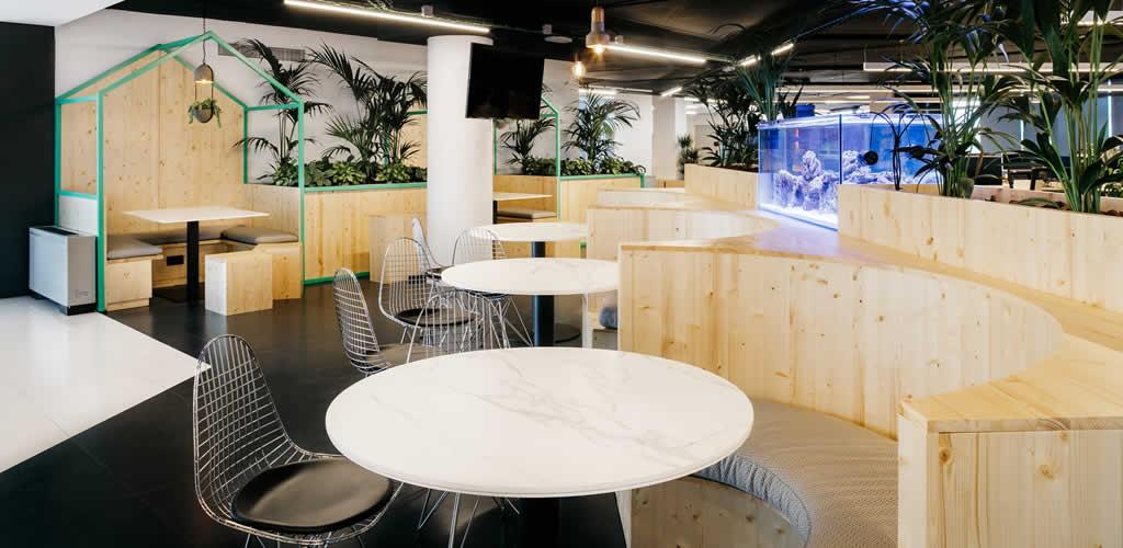 Creación de Oficinas para Badiapp / Meta-studio