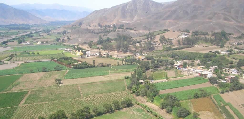 El parque cultural más grande del Perú se construirá en Pachacámac