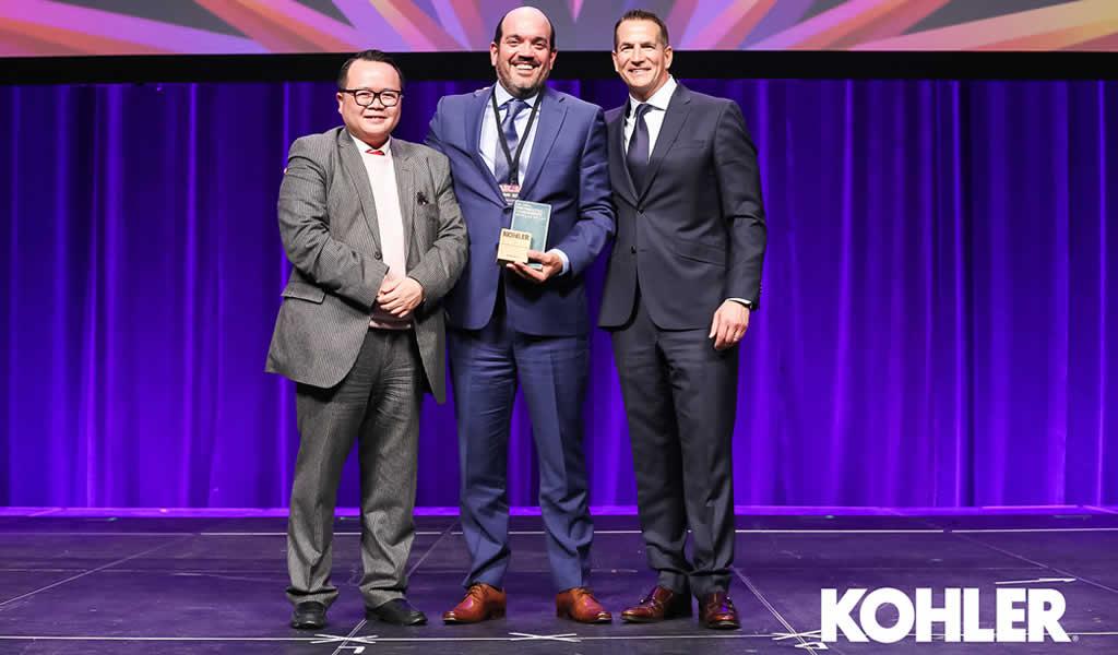 """Rivelsa recibió el premio """"2018 Best Showroom Award"""""""