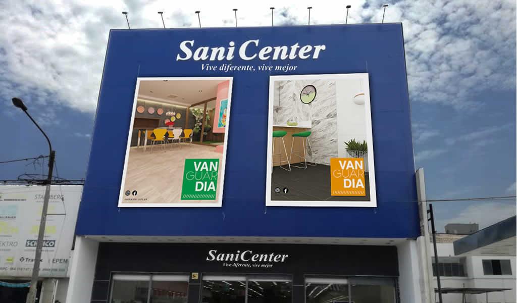 Sanicenter acelera su plan de expansión y abre dos nuevos locales en Trujillo y Pucallpa