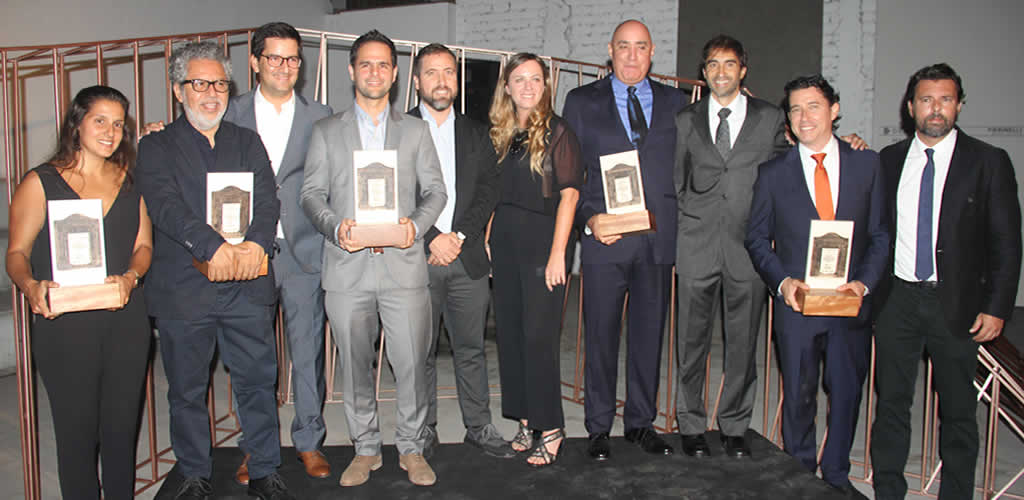 La Casa Paz Soldán homenajeó a cinco estudios de arquitectura contemporánea