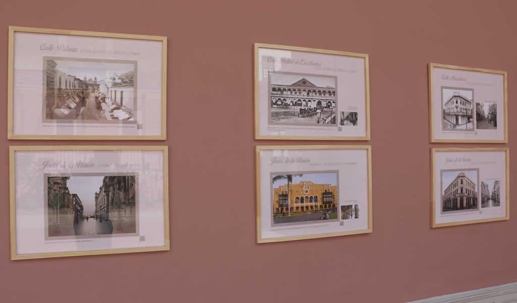 """La casa Paz Soldán presenta la exposición fotográfica """"Recorriendo nuestro Jirón de la Unión"""""""