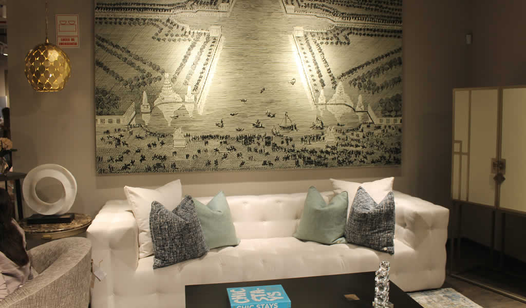 Adriana Hoyos Furnishings exhibió las colecciones Rumba y Ten en el Lima Design District 2019