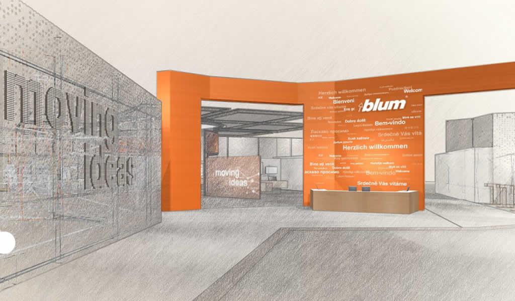 BLUM participará en la feria Interzum 2019