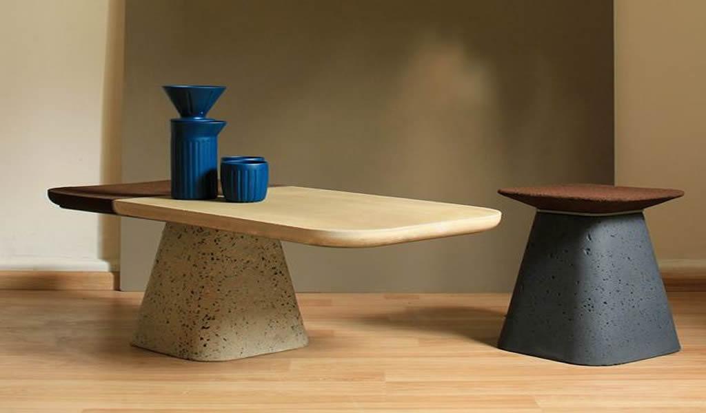 Diseño verde: mobiliario y accesorios creados con materiales sustentables