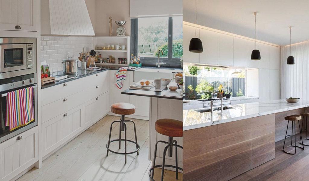 Consejos para amoblar la cocina