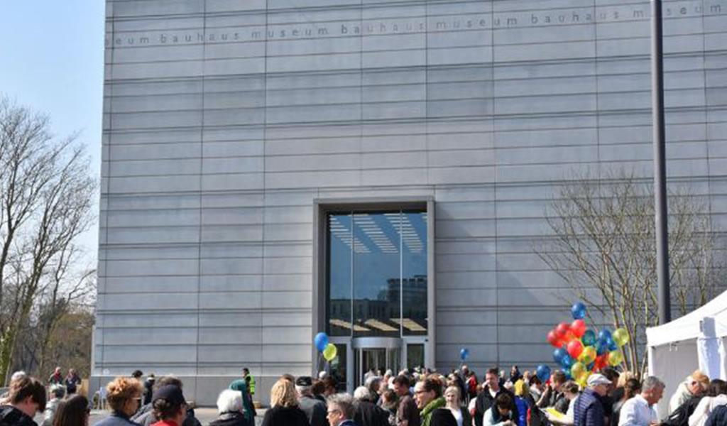 La BAUHAUS ya tiene el museo que merece en Weimar