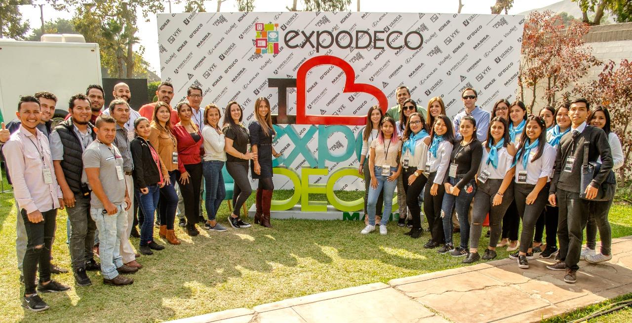 Expodeco 2019: La feria más importante del diseño y arquitectura.