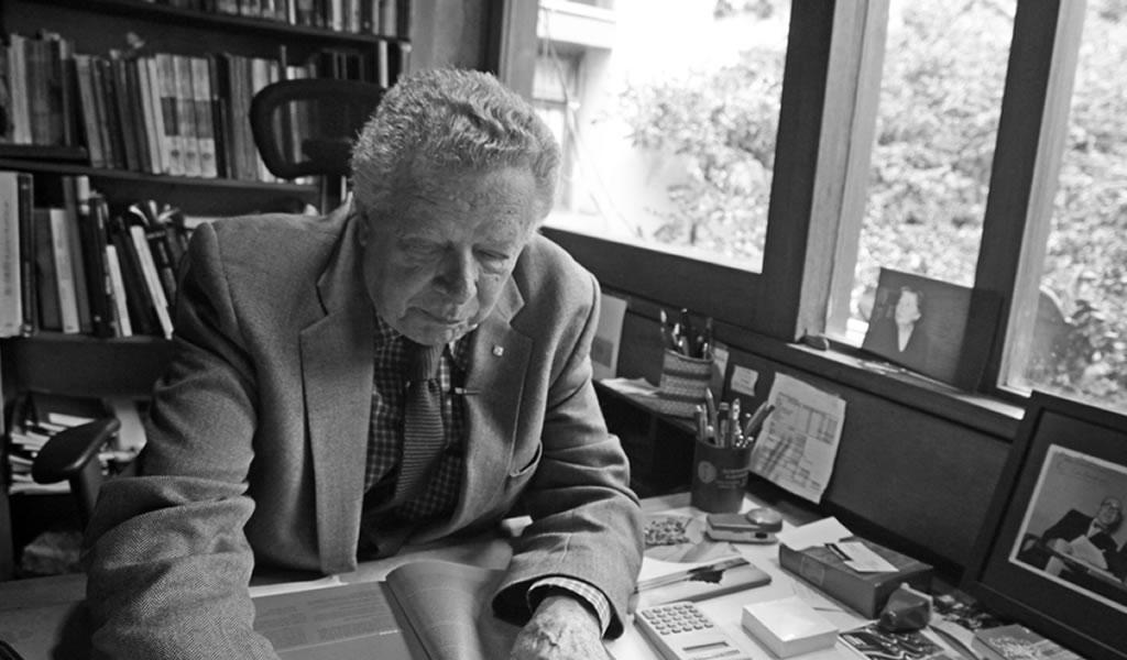 Germán Samper fallece a los 95 años