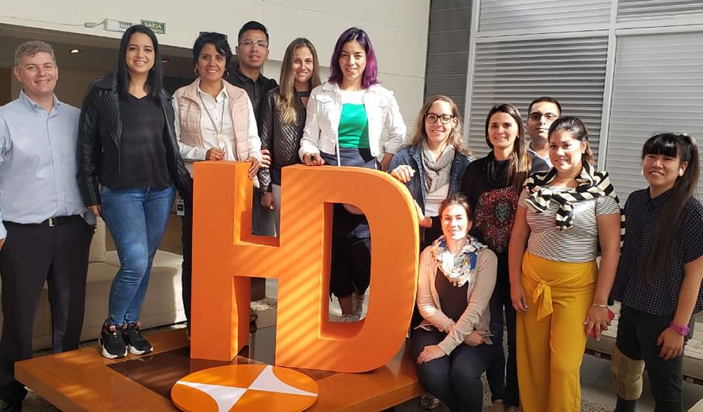 Visita a la planta Hunter Douglas Brasil