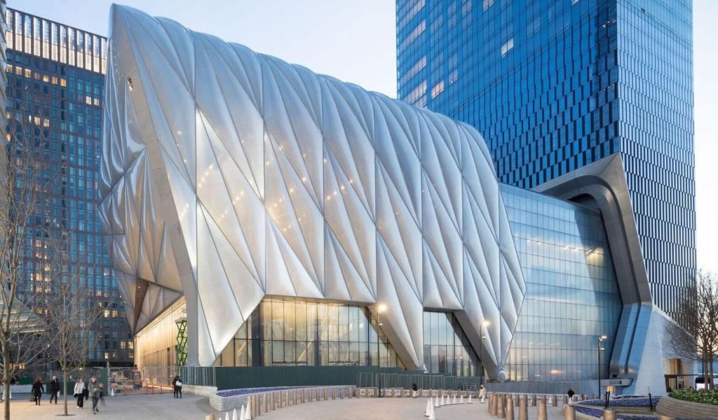 ¿Por qué el EFTE se ha convertido en el polímero favorito de la arquitectura?