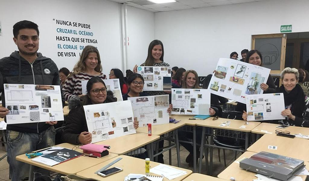 """Dossier de Arquitectura presentó el taller """"Tendencias de diseño"""""""