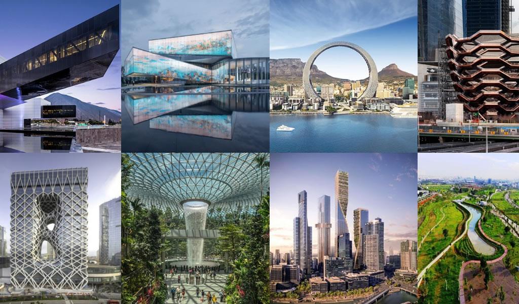 México encabeza la lista de países latinoamericanos que competirán en el World Architecture Festival 2019