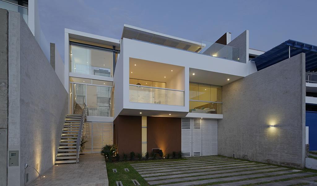 Casa Lomas del Mar B-15/Vértice Arquitectos