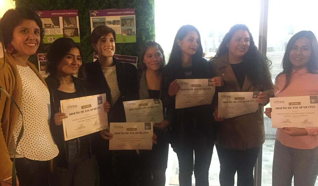 """Toulouse Lautrec y Vitrina premiaron al talento en el """"Premio Diseño de Escaparates"""""""