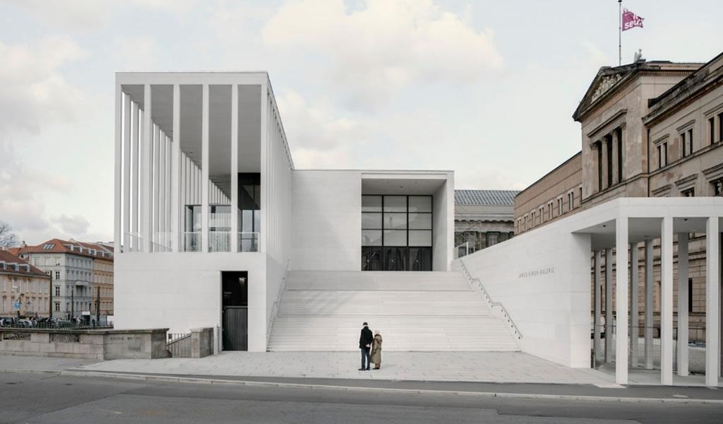 Se inaugura el nuevo museo de David Chipperfield en Berlín