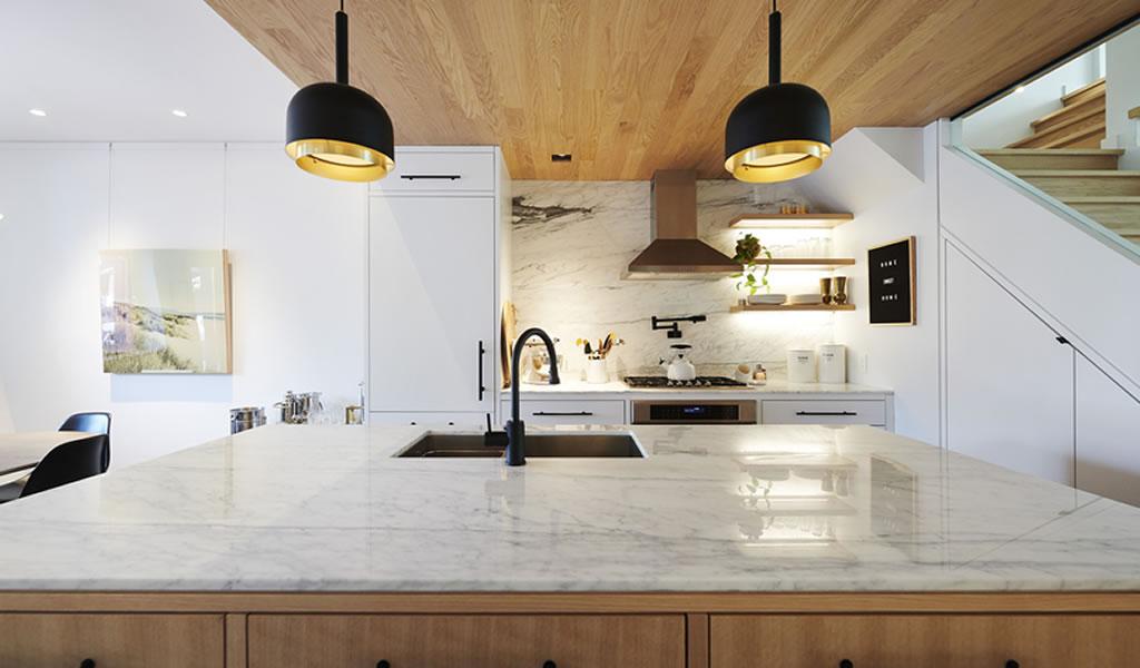 Cómo elegir encimeras de cocina: ventajas y desventajas