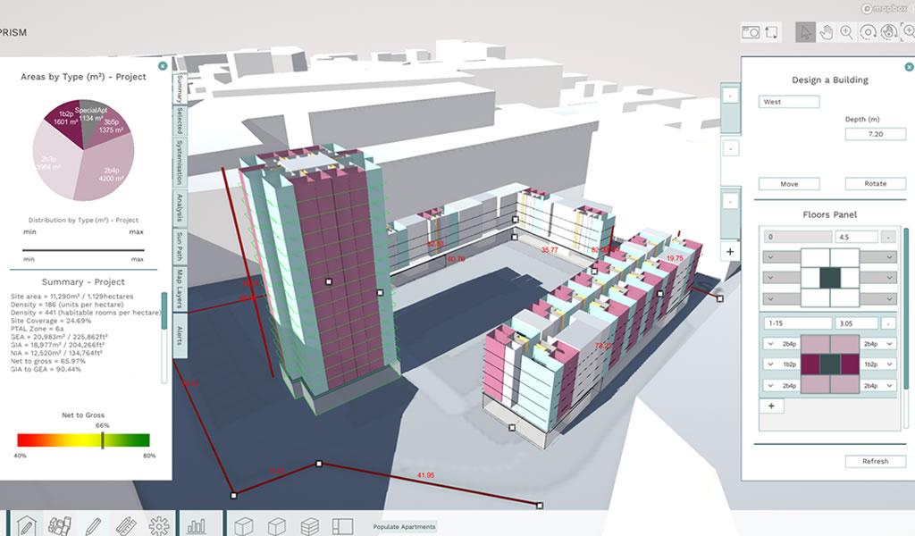 Londres lanza una aplicación gratuita para fomentar el desarrollo de viviendas