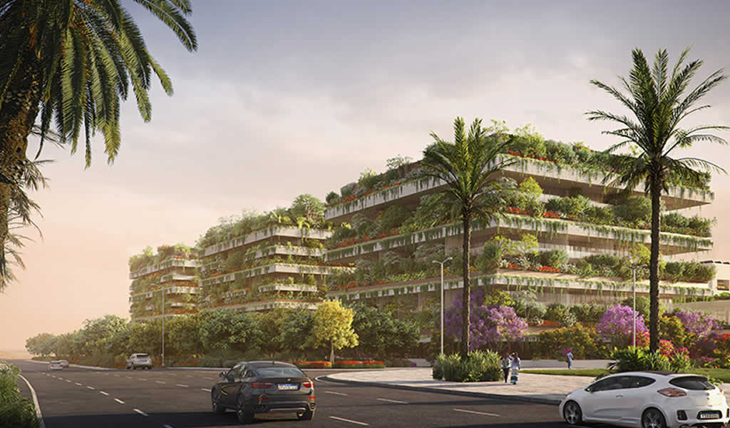 Stefano Boeri diseña un bosque vertical en El Cairo