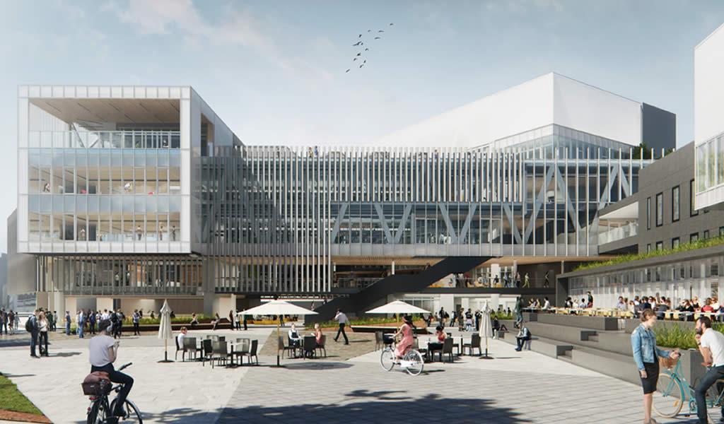 Sasaki diseña un nuevo plan maestro progresivo y cuatro nuevos edificios para la Universidad de Lima