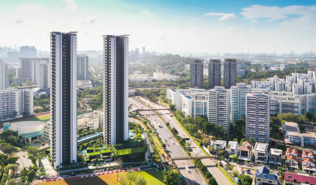 Se completa la construcción de los edificios modulares más altos del mundo