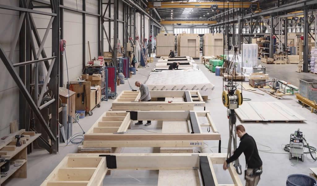 ¿Son las escuelas modulares de madera el futuro de la arquitectura educacional?