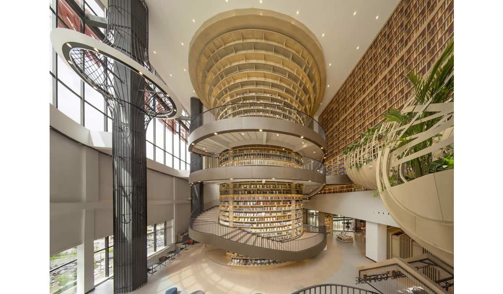 Librería M.I. / HMA Architects & Designers