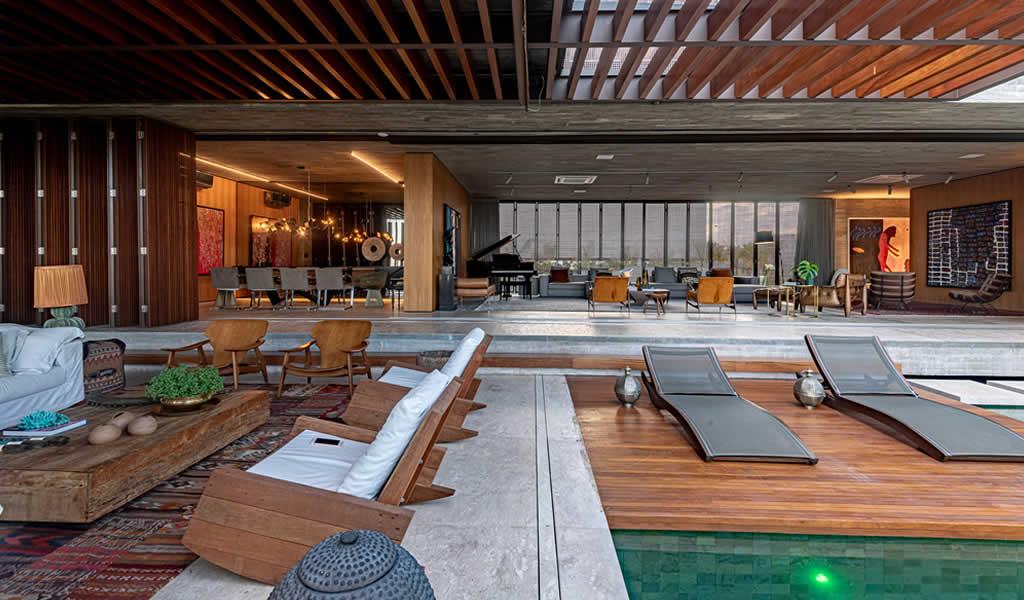 Casa Corten / Costaveras Arquitetos