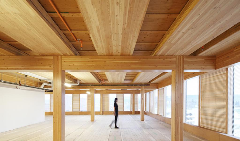 ¿Es la madera laminada cruzada (CLT) el hormigón del futuro?