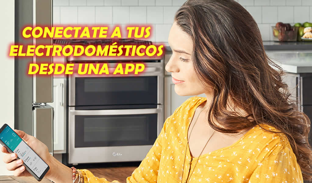 LG conecta electrodomésticos inteligentes por aplicación de voz