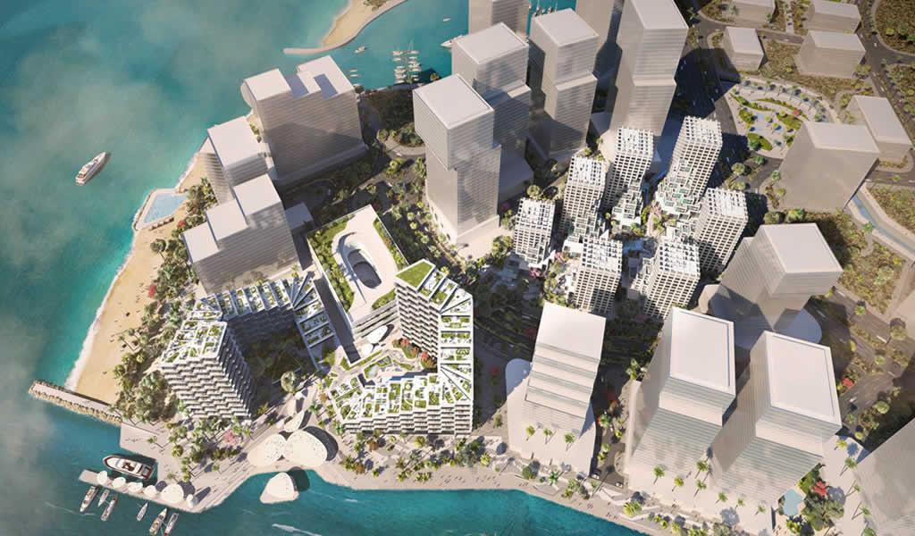MVRDV comienza la construcción de Píxel, un proyecto de uso mixto en Abu Dhabi