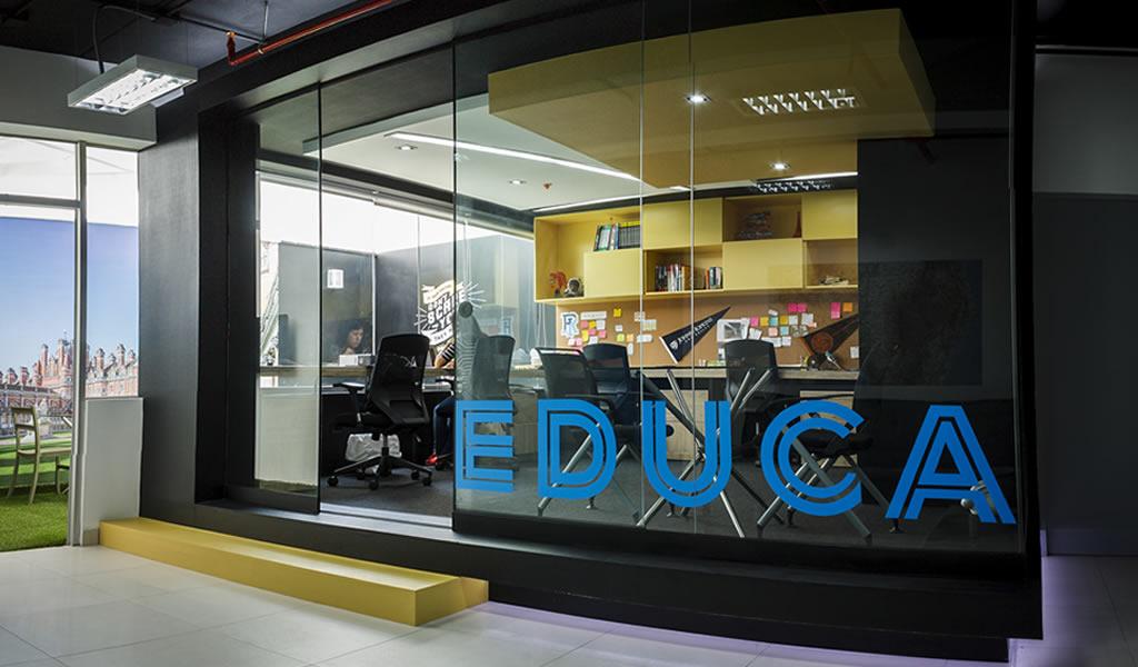Caja dentro de la caja/ Proyecto EDUCA/ DOF arquitectos
