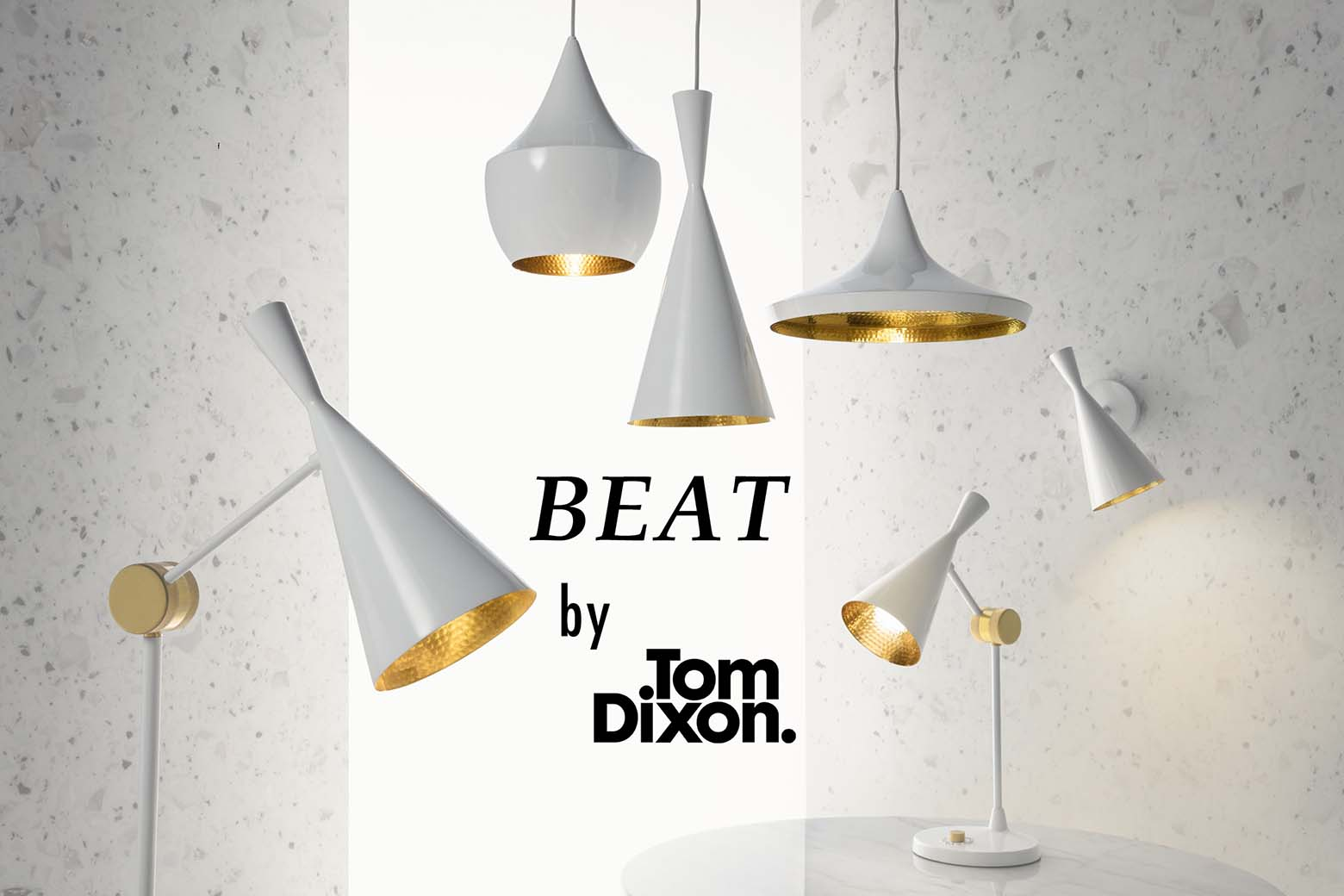 Tom Dixon Lima - Luminarias Beat de Tom Dixon