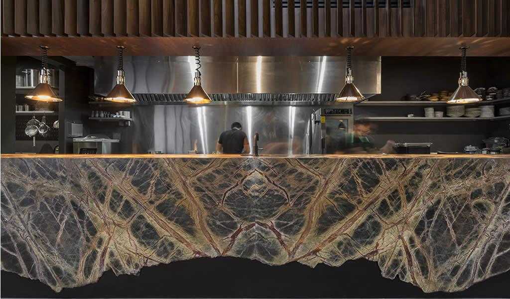 Restaurante Statera/ MD27 arquitectos+Puna