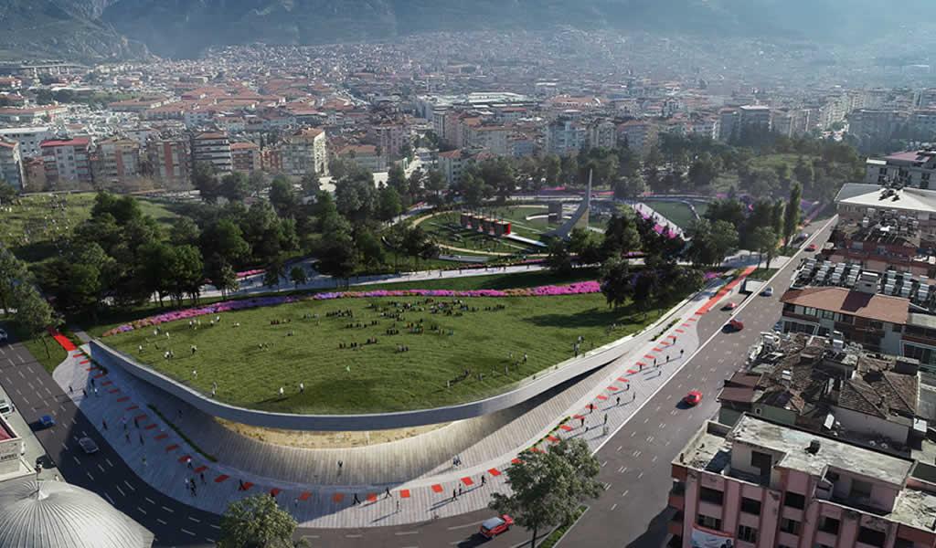 ONZ propone transformar un estadio abandonado en un parque urbano y centro cultural
