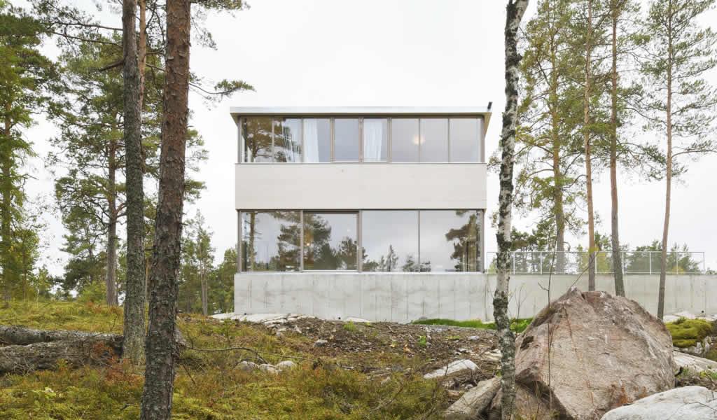 Casa Atelier Lapidus / Arrhov Frick Arkitektkontor