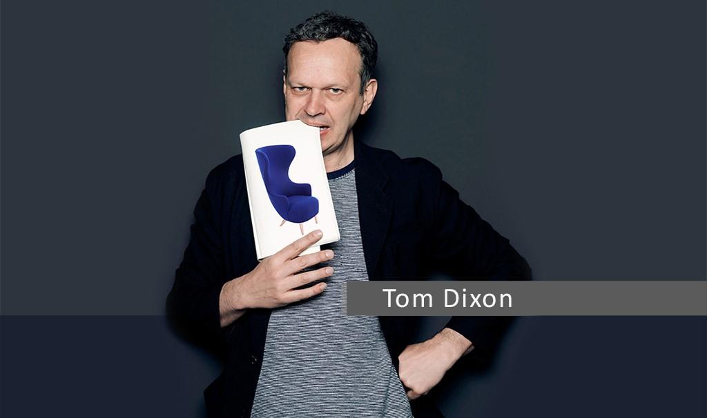 Tom Dixon galardonado con el premio 'London Design Medal 2019'