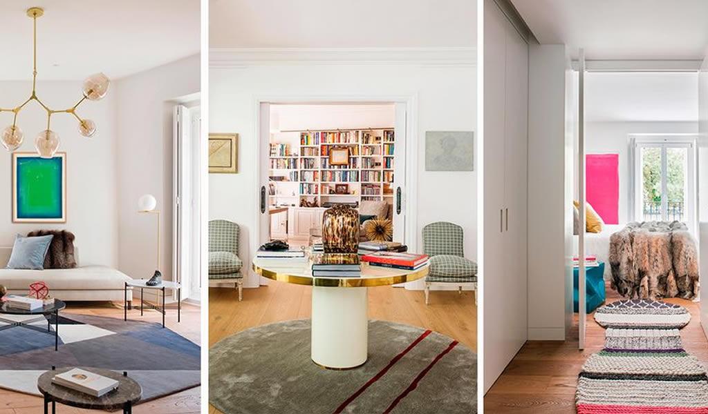 Ideas para acoplar una alfombra a distintos espacios
