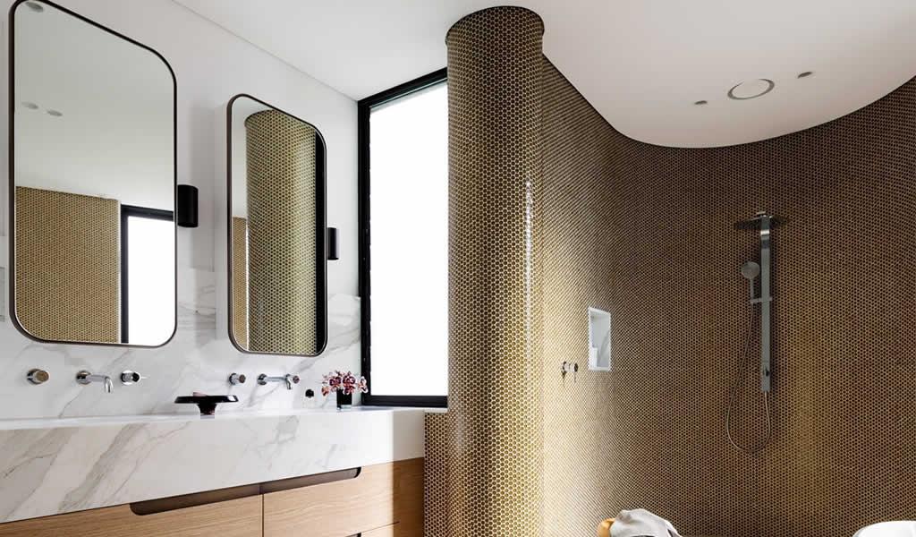 Los mejores revestimientos para baños