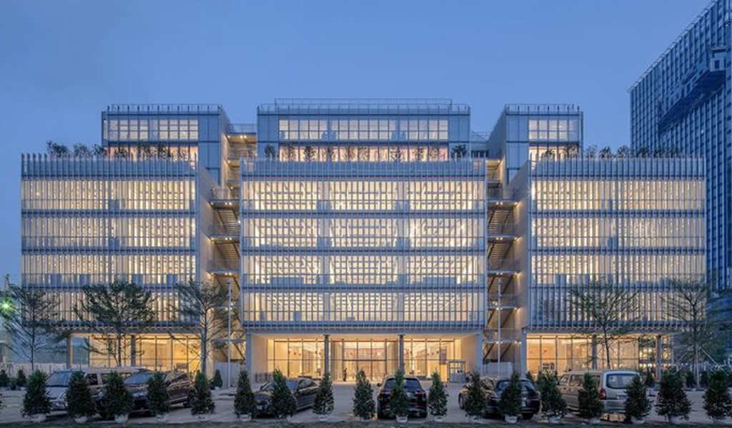 Se presenta la primera sede de una red de escuelas diseñadas por Renzo Piano