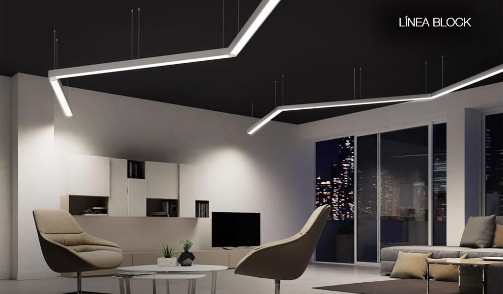 Obtén una iluminación versátil con la nueva Línea BLOCK de Lightech / Lumicenter