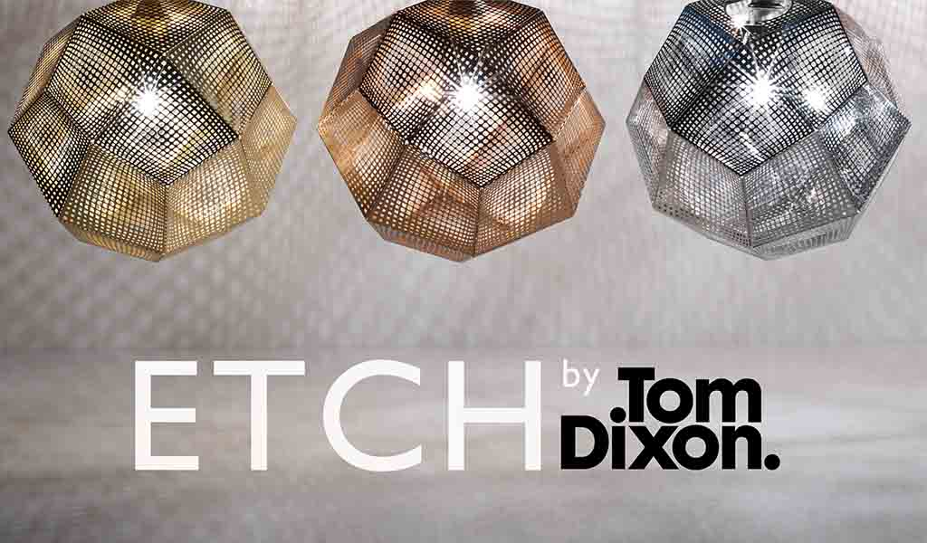 Etch Light by Tom Dixon