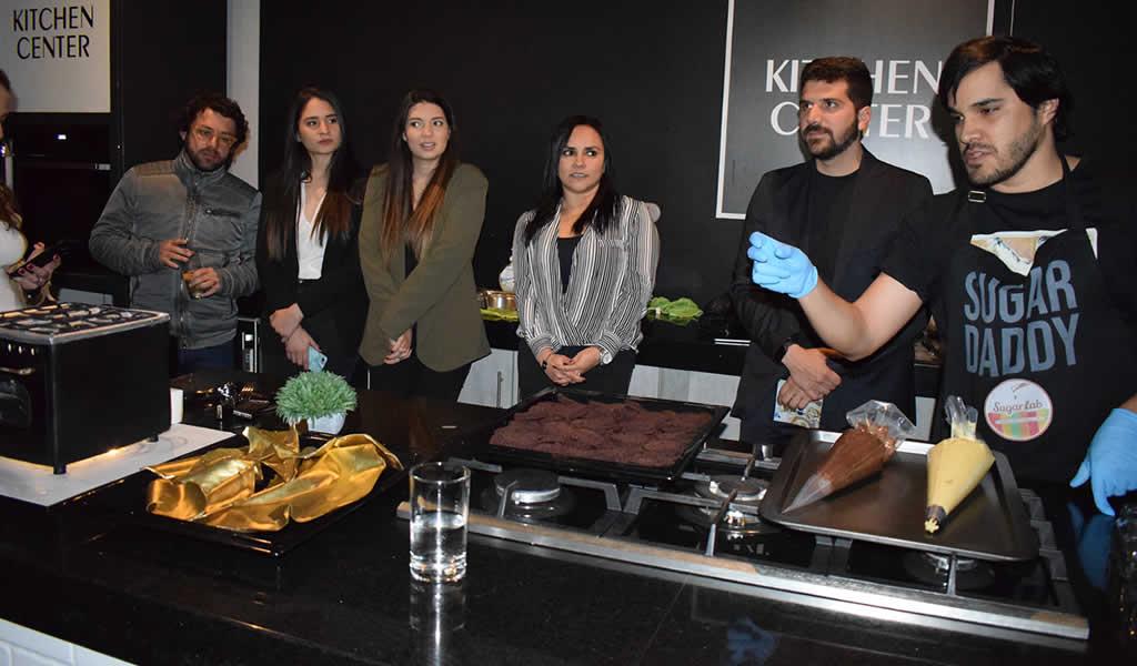 """Kitchen Center inicia la semana de la cocina con clase de tendencias llamado """"Innovadores"""""""