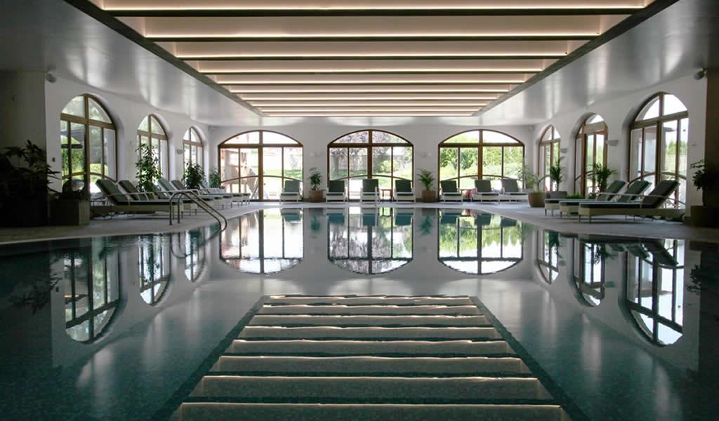 Spa del hotel Kempinski Grand Arena Bansko / M1K3 PROJECT