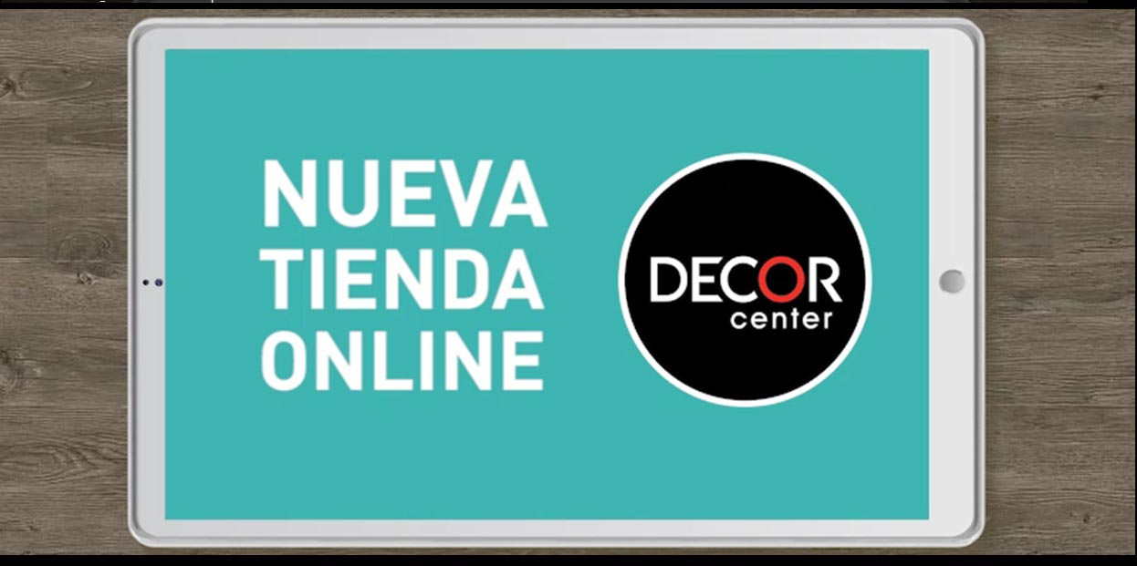 Decor center - ¡Nueva Web Online!